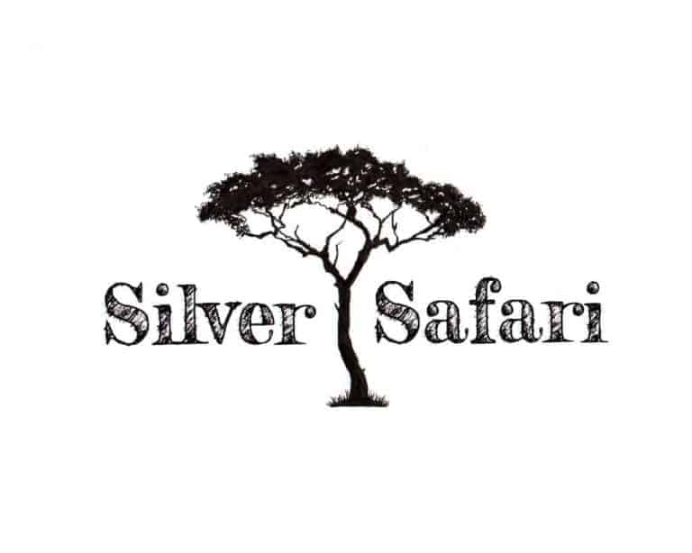Silver Safari Spokane Valley Mall logo