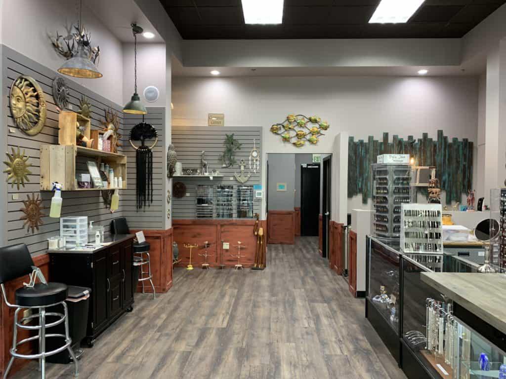 Silver Safari Spokane Valley Mall store